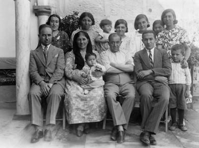 Uşşaklı ailesi, Kayseri - Ortabağlar, 3 Eylül 1934