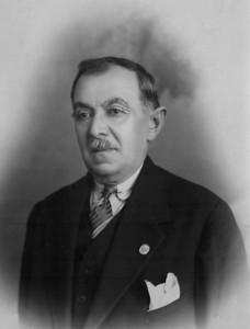 Osman Uşşaklı dedem, 1930.