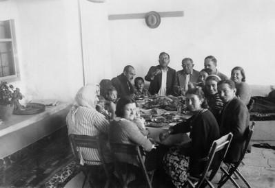 Kayseri, dedem ve bir aile yemeği