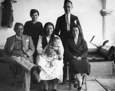 Kayseri, dedem ve babaannem