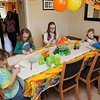 Dylan's fourth birthday party.<br /> At home in Concord, CA <br /> April 8, 2017