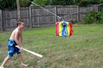 Boy's Birthday Party 2012