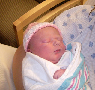 Camille First Born