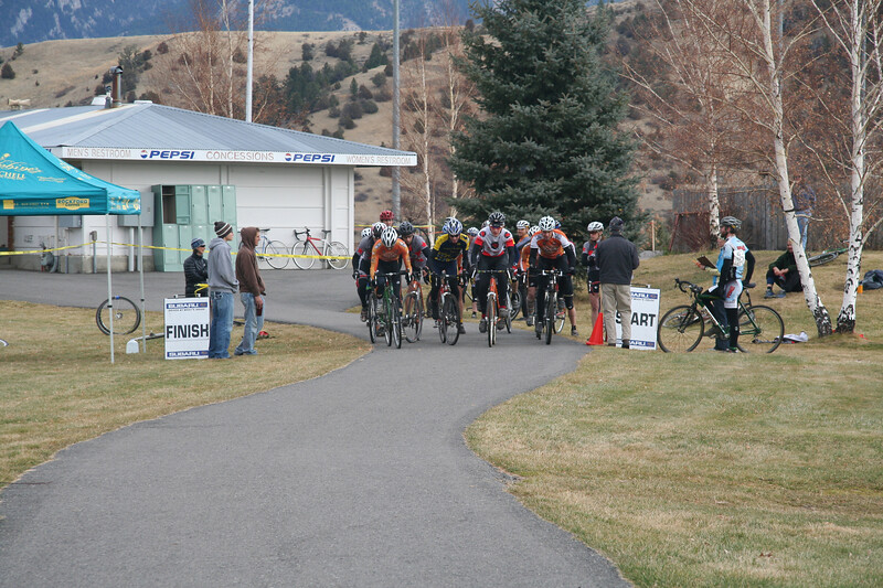2008 Bobcat Classic_B race and Women-2