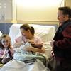 Dylan Joseph DiGiovanni<br /> b. April 5, 2013<br /> In Kaiser Hospital, Walnut Creek, CA<br /> April 6, 2013