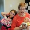 Dylan DiGiovanni at home.with Nana and Savannah.<br /> May 7, 2013