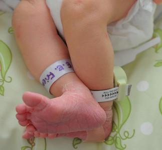Adorable little feet :)