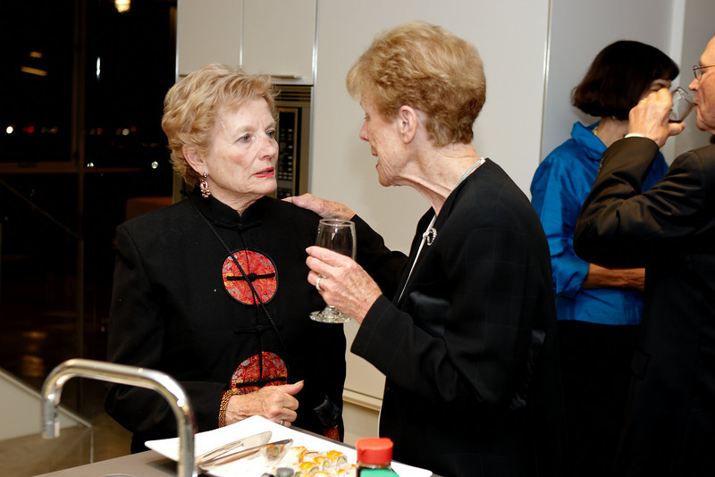 Iowa City, IA - Ellen Buchanan's 70th birthday party here today, Saturday October 4, 2008.  Date: Saturday October 4, 2008 Photo by © Todd Buchanan 2008 Technical Questions: todd@toddbuchanan.com; Phone: 612-226-5154.