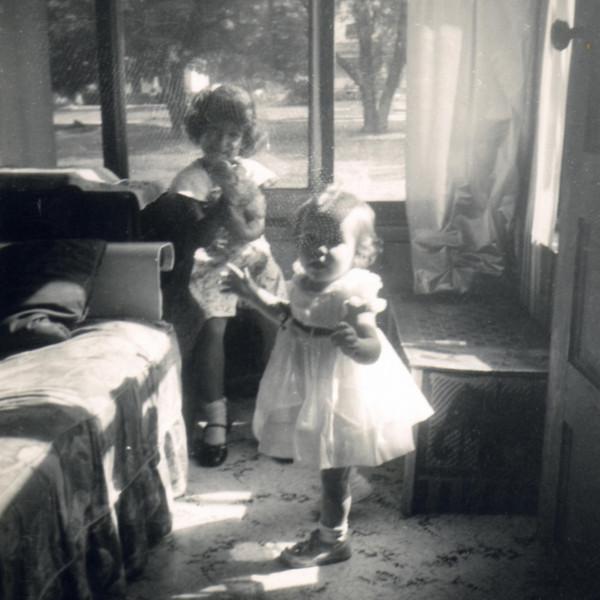 Marilyn family 1950s