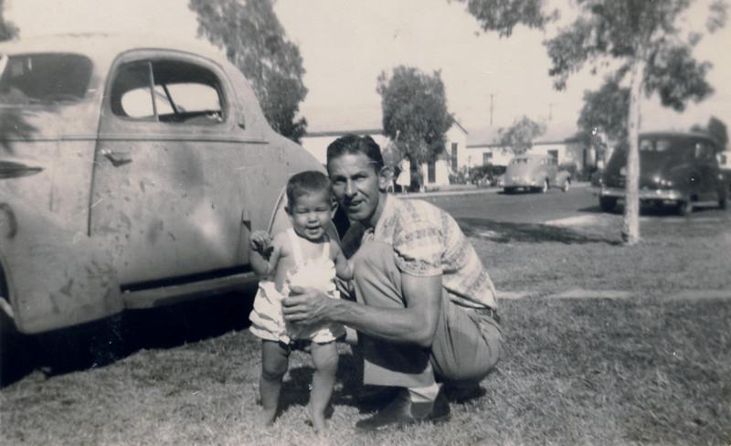 Judy Murray and John J Murray 1950s0012