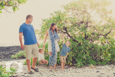 Kona family photography