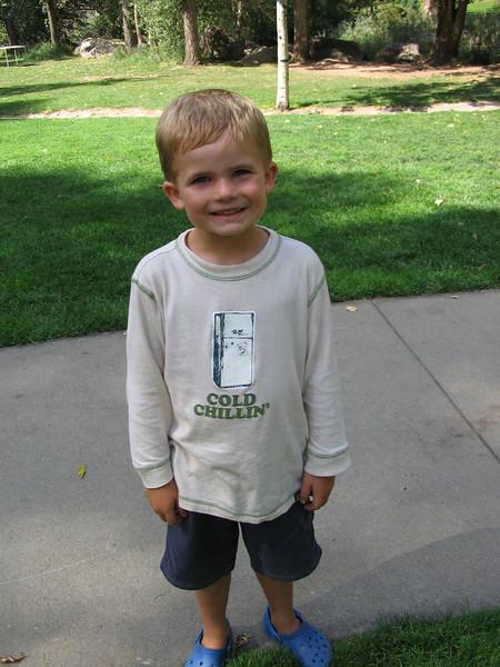 Grandchild - Finny