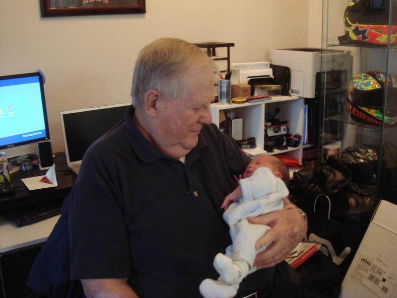 Great grandpa John.