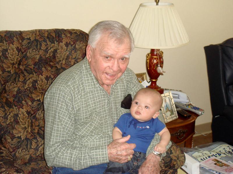 Great Grandpa Groff