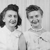 Viola McCalvy (Krause) and Joyce Berg (Krause)