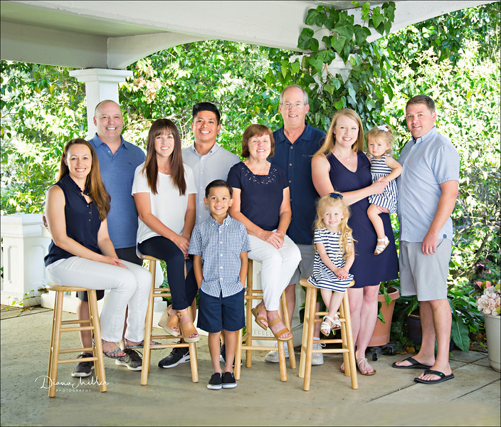 Sacramento Family Portraits by Diana Miller Photography