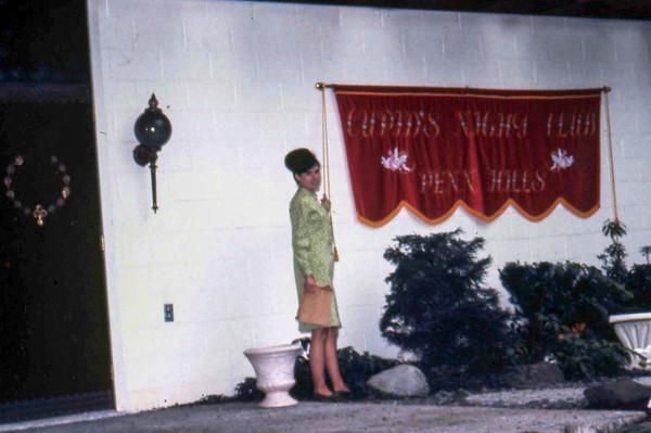 Honeymoon Sept 1967