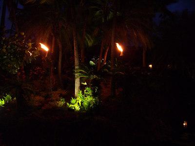 Maui - Hotel at Night