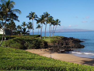 Maui - Hotel Property-Beach