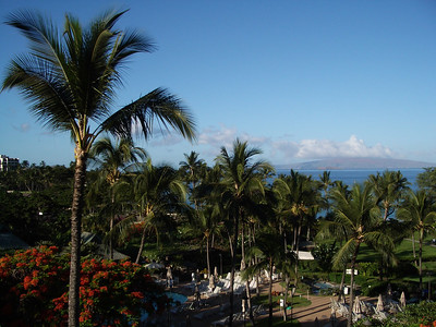 Maui - Hotel Property-View from Room 2
