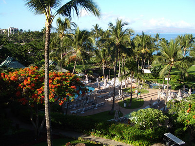 Maui - Hotel Property-View from Room 4