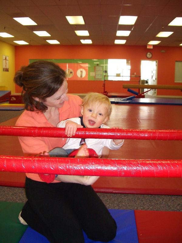swingin with Tess