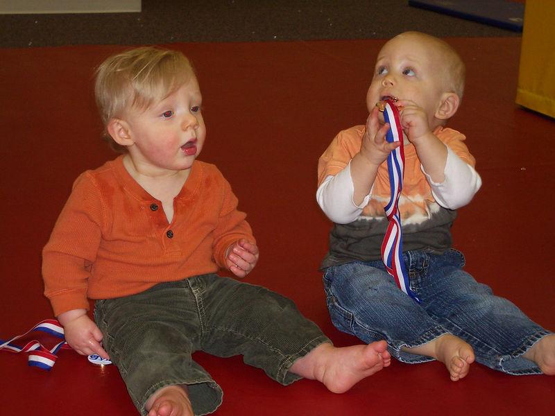 Jack and Hayden are Winners!