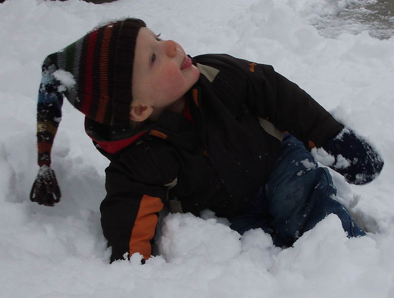 Jack's First Snow 007