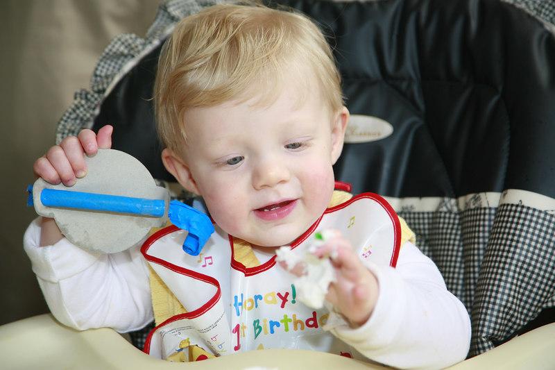 Jack JPJones 1st Birthday Party March 2006 Washington DC 0030