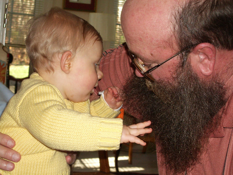 Give Me that Beard