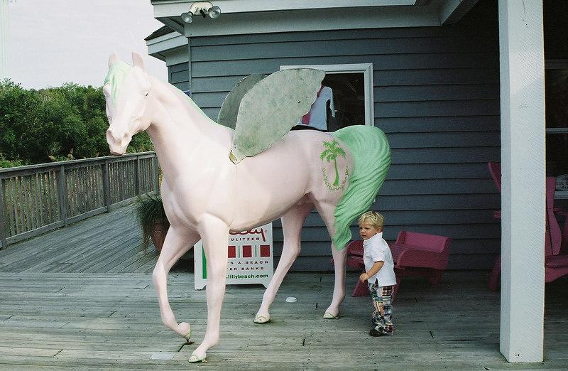 OBX 2006 - Jack Horse Art
