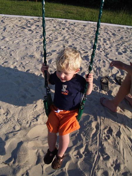 OBX 2006 Jack in Big Boy Swing