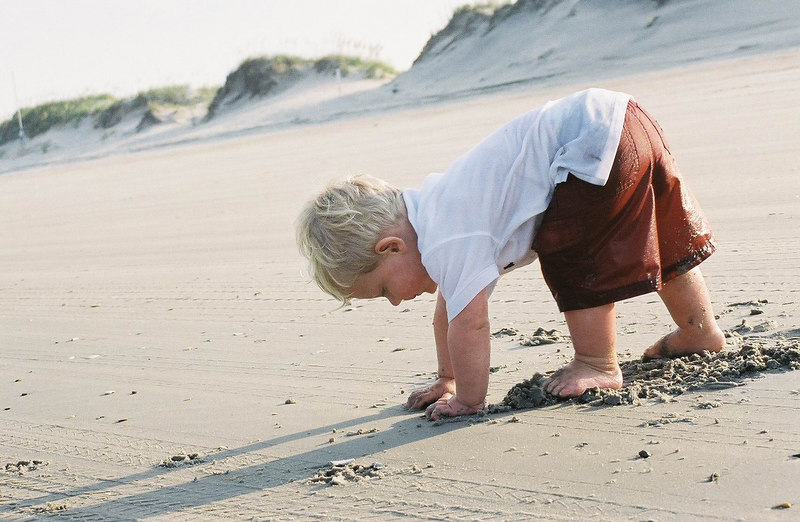 OBX 2006 Corolla Beach Jack Sand 2