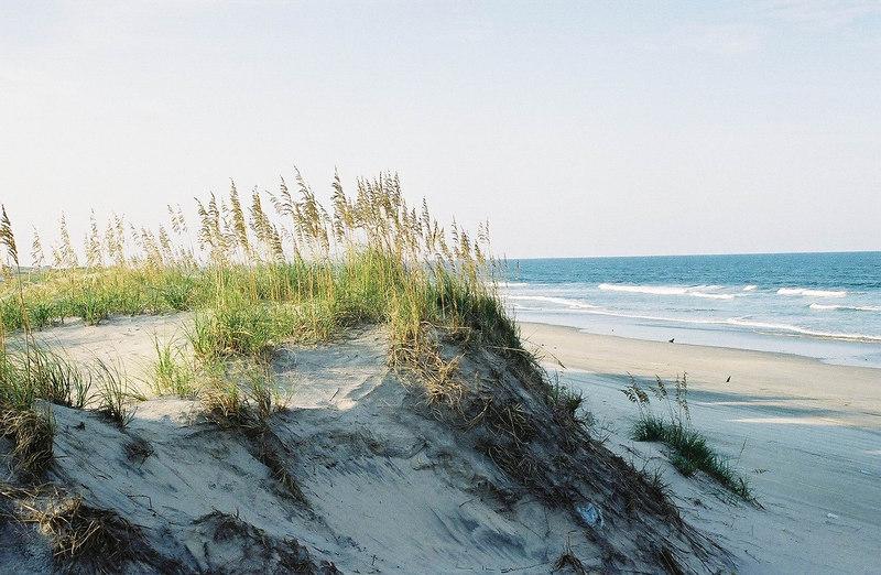 OBX 2006 Corolla Beach Sand Dune