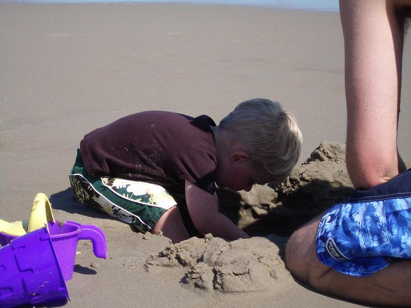 OBX 2006 Jack Diggin in the Sand 2