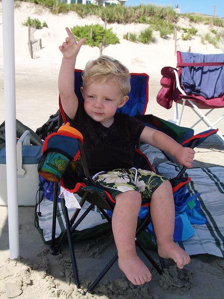 OBX 2006 Jack Beach Chair
