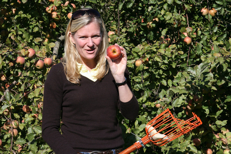 Apple Picking with Auntie Erin (5)