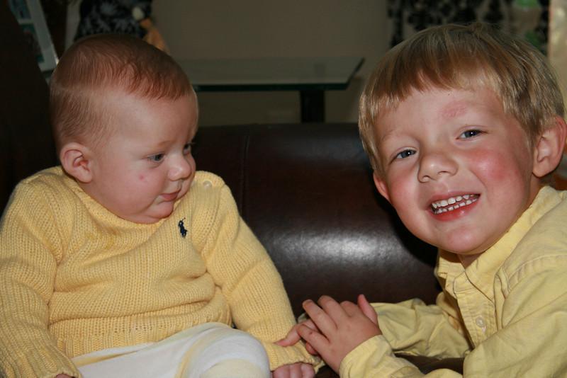 Yellow Sweater Pics of Boys
