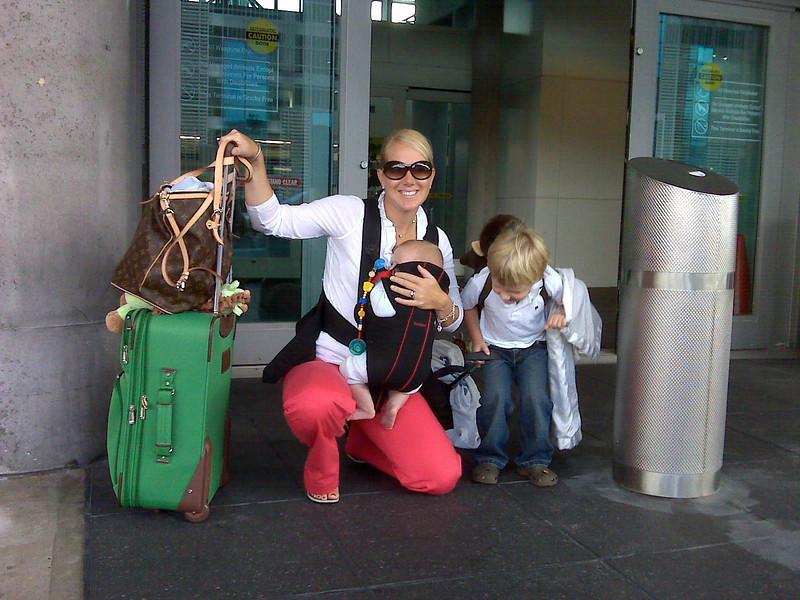 Hudsons first trip to FL