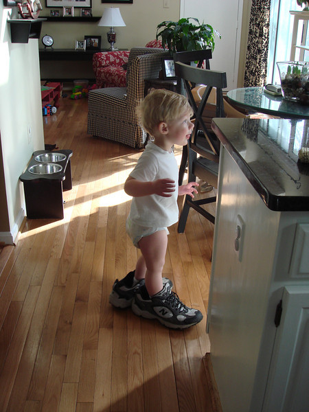 Daddy's Shoes (1)