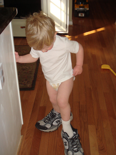 Daddy's Shoes (3)