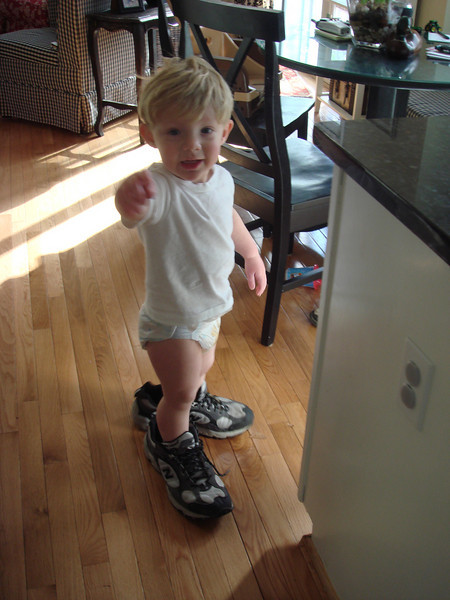 Daddy's Shoes (2)