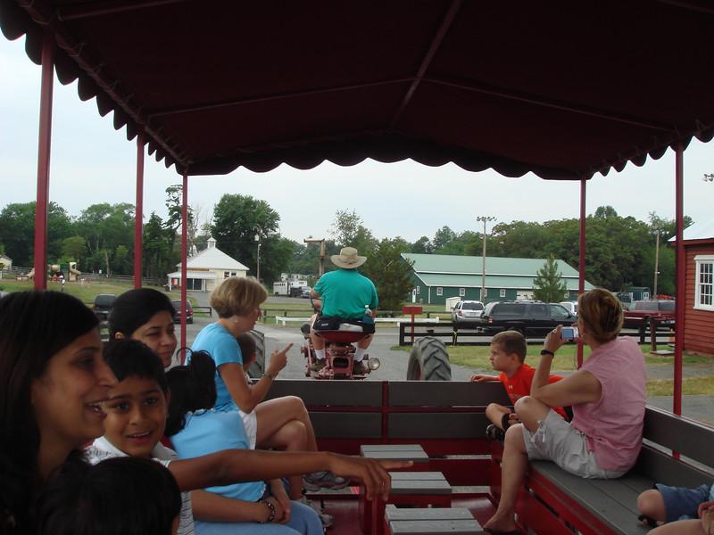 Farm - Tractor Ride