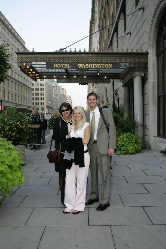Washington DC visit Robin John Paul 2004 - SEPT 000012
