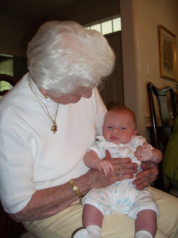 great grandma Tom