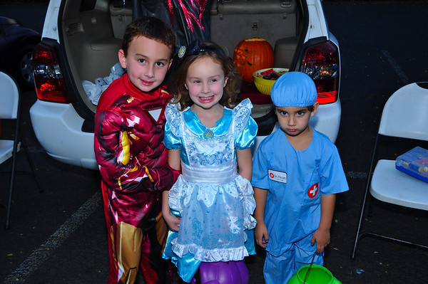 Kaneohe 4th Ward Halloween Party