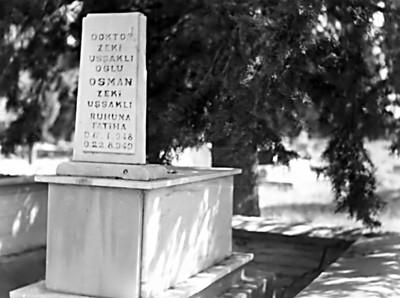 Abim Osman Uşşaklı kabri