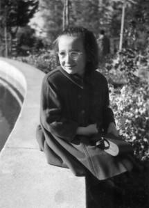 Nur ablam, Tire, 3o Kasım 1952