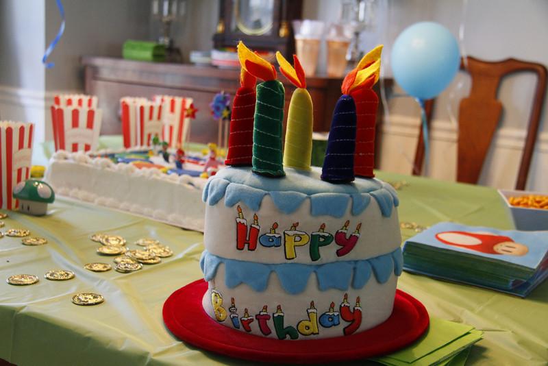 Birthday Party Jack Jones March 2010 - (108)
