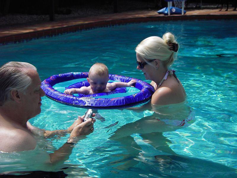 Robin Jones visit Boca Summer 2005 - 1047